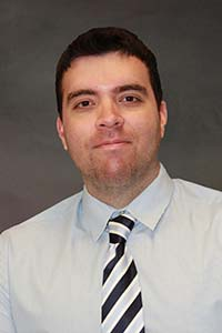 Photo of Daniel Hurtado, PharmD